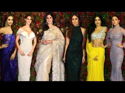 Xxx Mp4 Bollywood Actress HOT Look At Ranveer Deepika Wedding Reception Kareena Katrina Disha Jhanvi 3gp Sex
