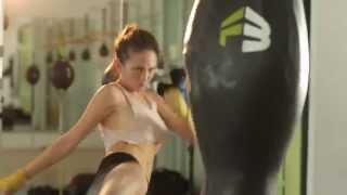 Behind The Scenes - Ellen Adarna Boxing Video Part II