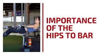 Bar Muscle-Ups: Aggressive Hips to Bar