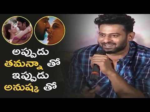 Xxx Mp4 Prabhas About Romance With Anushka And Tamanna Rajamouli Prabhas Rana Silver Screen 3gp Sex