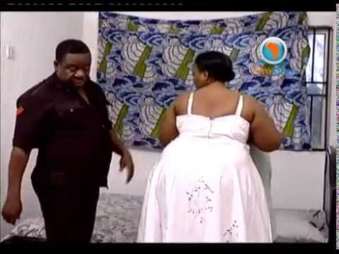 Mr Ibu refuses to go to work because of Sex