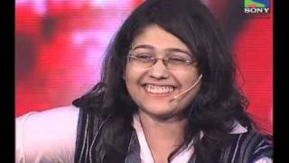X Factor India - Indrani's amazing acoustic performance on Udi - X Factor India - Episode 5 -  2nd June 2011