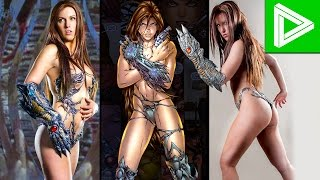 10 HOTTEST Cosplay Girls of All Time!