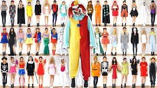 50 HALLOWEEN COSTUME IDEAS! 👻