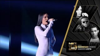 Jessie J - Bang Bang | Opening NET 3.0 presents Indonesian Choice Awards 2016