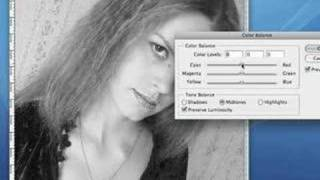 Colorize a Black and White Photo in Photoshop |