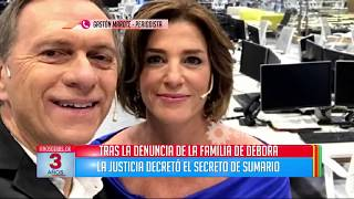 Se conocieron datos de la autopsia de Débora Pérez Volpin