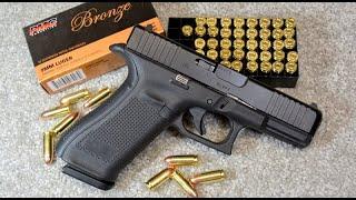 Glock Model 45 - Best Model Yet?  Shooting My Blue Label Pistol