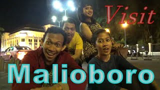 Tour Vlog #4 - Visit Malioboro Yogyakarta 2016