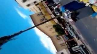 فوضى عارمة بمدينة سطات صبيحة فاتح ماي
