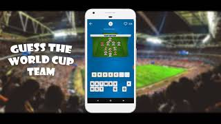 Guess The World Cup Team | Free Download