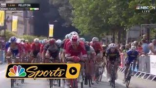 Tour de France 2018: Stage 7 finish I NBC Sports