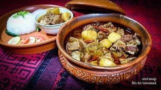 আলু দিয়ে গরুর মাংস | ঐতিহ্যবাহী মশলাই আলু গোশত্ | Bangladeshi Aloo Diye Gorur Mangso Recipe