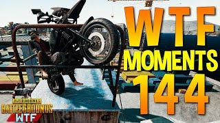 PUBG WTF Funny Moments Highlights Ep 144 (playerunknown