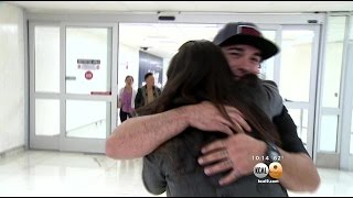 Only On 9: Sister, Brother Meet After DNA Match