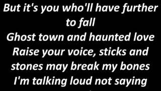 Titanium David Guetta Lyrics