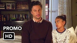 "Alex, Inc. (ABC) ""Temperature"" Promo HD - Zach Braff comedy series"