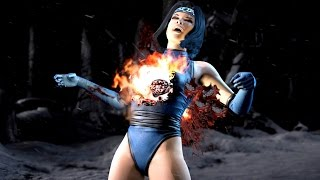 Mortal Kombat X All Champion Faction Kills From All 5 Factions