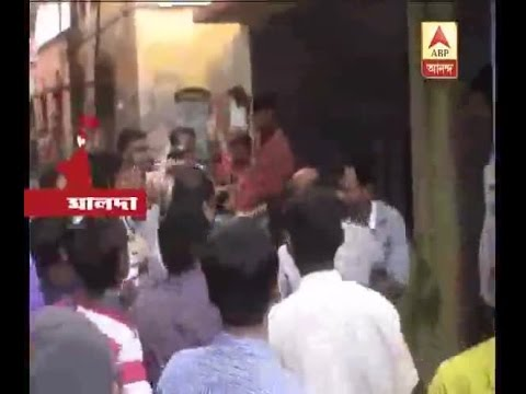 Primary School students attacked by the neighbour at Malda