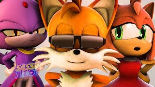HOT FOR TAILS! - - Sonic the Hedgehog Animation (SFM 4K)