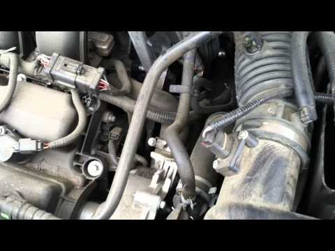 2007 Ford Freestyle Engine/Transmission Issue