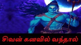 சிவன் கனவில் வந்தால் - Sattaimuni Nathar