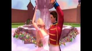 Barbie e lo schiaccianoci balletto.