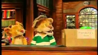 Between the Lions 5x03 Wings; What's in the Box