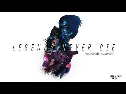 Xxx Mp4 Legends Never Die Ft Against The Current OFFICIAL AUDIO Worlds 2017 League Of Legends 3gp Sex