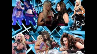 Winter and Angelina Love's theme - Hands of the wicked