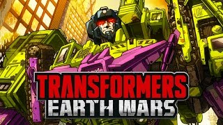 DEVASTATOR IS FINALLY HERE!! Transformers Earth Wars Gameplay + FREE DOWNLOAD