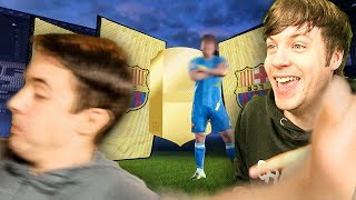 IN FORM WALKOUT PACKED IN FIFA 18 ULTIMATE TEAM PACK OPENING!!!