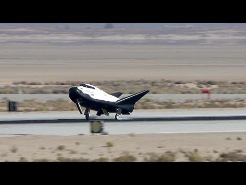 Xxx Mp4 Dream Chaser Spacecraft Free Flight Test 11 November 2017 3gp Sex