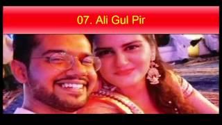 16 Pakistani Celebrities Marriages & Divorces of 2015
