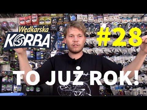 Wędka na szczupaka z brzegu, węzeł i atraktor, JUBILEUSZ, Wędkarska Korba #28