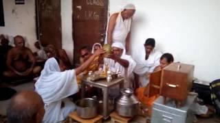 Abhishek ,Shantidhara ,aa Vardhman sagar ji  maharaj Part1