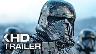 ROGUE ONE: A Star Wars Story ALL Trailer & Clips (2016)