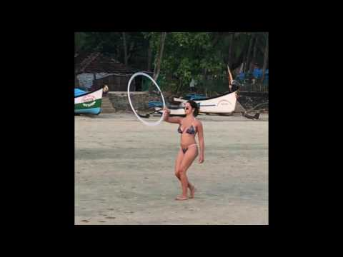 Hot Bikini girl in Goa