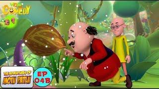 Time Machine - Motu Patlu in Hindi -  3D Animated cartoon series for kids  - As on Nickelodeon