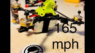 165 MPH! 6s quad