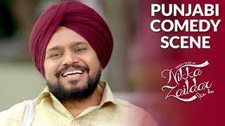 Punjabi Comedy Scene | Karamjit Anmol | BEBE KAINDI ASSI NAHIN RISHTA RUSHTA KARNA | Nikka Zaildar