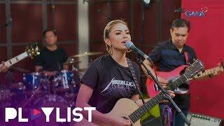 """Playlist Live: Glaiza De Castro – """"Dusk 'til Dawn"""""""