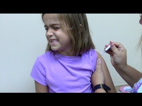 Xxx Mp4 Flu Shots For 6 Kids And 2 Year Old Doctor Checkup 3gp Sex
