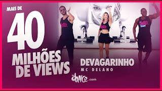 Mc Delano - Devagarinho - FitDance | Coreografia | Choreography (versão Alisson Max)