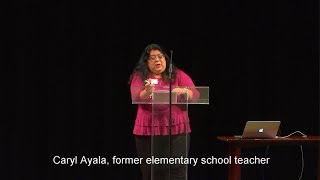 A teacher exposes the LGBT agenda coming into in elementary schools