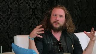 Jim James - Interview - 3/12/2013 - The Blackheart - Austin, TX