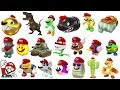 Super Mario Odyssey - All Capture Transformations (Gameplay Showcase)