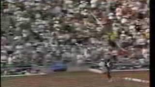 Derek Redmond - Father Helps Son Finish The Race