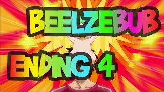 Beelzebub ending 4 (anime version) | HD 1080P (much wow such quality) | papepipupo