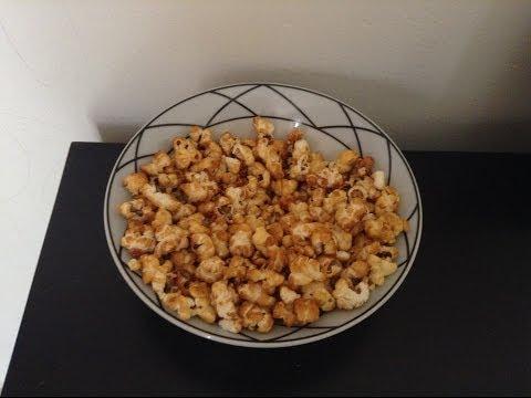 Palomitas de caramelo caseras popcorns vidoemo - Como hacer palomitas de caramelo caseras ...